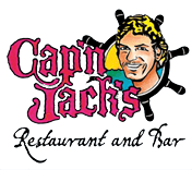Cap N Jacks Restaurant and Bar logo