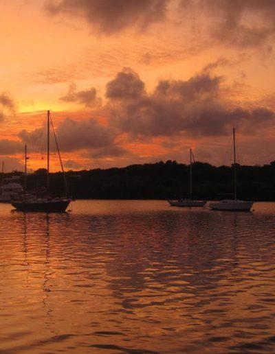 Lighthose sunset