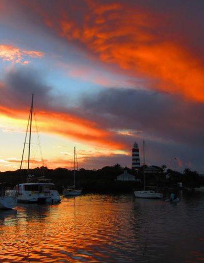 Lightouse Sunset