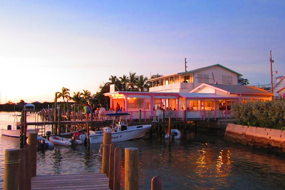 hope town Bahamas restaurants