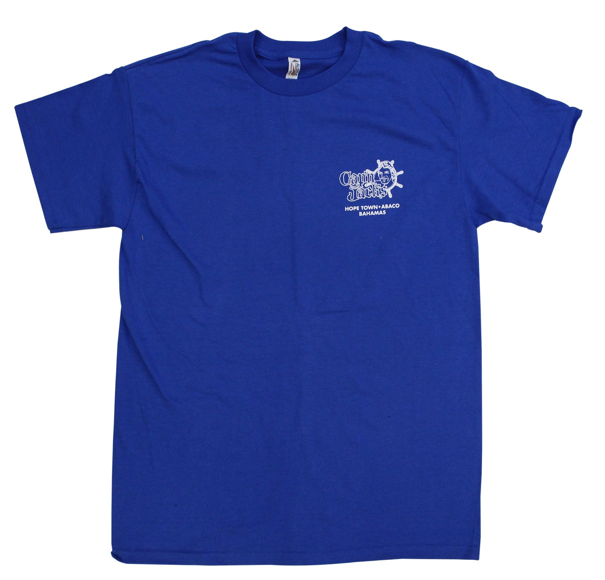Hurricane Dorian Fundraiser  Cap n Jack T shirt